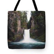 Toketee Falls Tote Bag