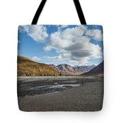 Toklat River Tote Bag