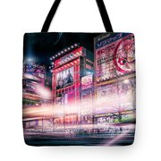 Tokyo 3017 #2 Tote Bag