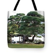 Tokyo Tree Tote Bag