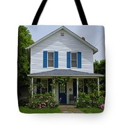 Toledo House Tote Bag