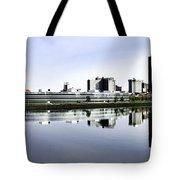 Toledo Panoramic View Tote Bag