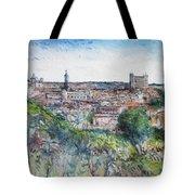 Toledo Spain 2016 Tote Bag