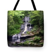 Tom Branch Falls Tote Bag