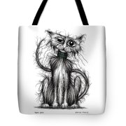 Tom Cat Tote Bag