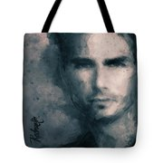 Tom Cruise Tote Bag
