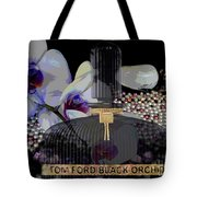 Tom Ford Black Orchid Tote Bag