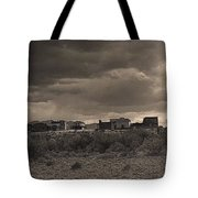Tom Horn Set In Profile Mescal Arizona 1980 Tote Bag