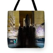 Tom Mccall Waterfront Fountain Tote Bag