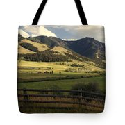Tom Miner Vista Tote Bag