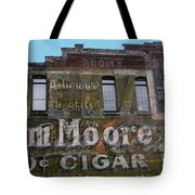 Tom Moore Ten Cent Cigar Tote Bag
