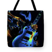 Conjuring Magical Sounds Tote Bag