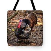 Tom The Turkey Tote Bag
