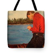 Tom Thompson In Colour Tote Bag