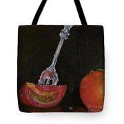Tomato Appetizer Tote Bag