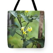 Tomato Flowers Tote Bag