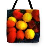 Tomatoes Matisse Tote Bag