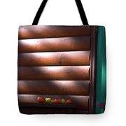 Tomatoes On Porch Tote Bag