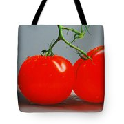 Tomatoes With Stems Tote Bag