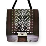Tomb At The Humayun Temple Complex Tote Bag