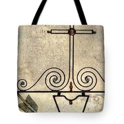 Tomb Door And Gate Tote Bag