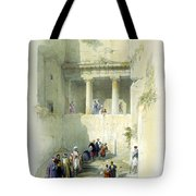 Tomb Of St. James Tote Bag