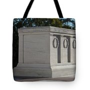 Tomb Of The Unknown Soldier, Arlington Tote Bag by Terry Moore