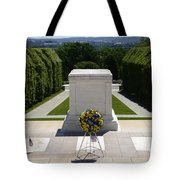 Tomb Of The Unknowns Tote Bag