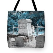 Tombstone Amiss Tote Bag