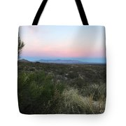 Tombstone Dawning Tote Bag