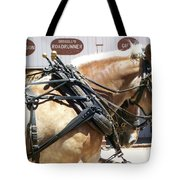 Tombstone Horse Tote Bag