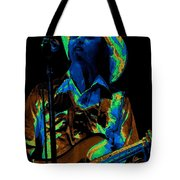 Tommy Caldwell Art 1 Tote Bag