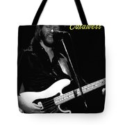 Tommy Caldwell In Spokane 2 Tote Bag