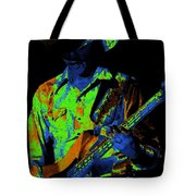 Tommy Caldwell Jamming Tote Bag