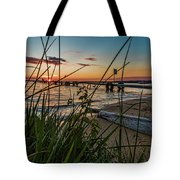 Tonights Sunset Tote Bag
