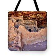 Tonto National Monument #1 Tote Bag