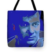 Tony Curtis Circa 1960 Color Added 2012 Tote Bag