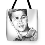 Tony Dow-whally Cleaver-murphy Elliott Tote Bag