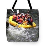 Too Close Rafting Tote Bag