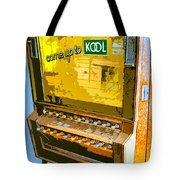 Too Kool Tote Bag