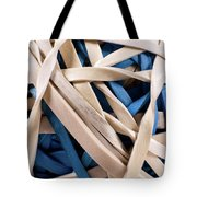 Too Much Time And Elastic Tote Bag