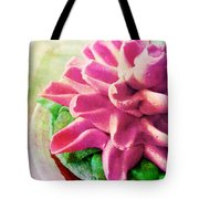 Too Pretty To Eat Tote Bag