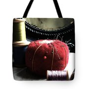 Tools Of The Trade Tote Bag by Delight Worthyn