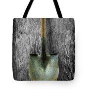 Tools On Wood 15 On Bw Tote Bag