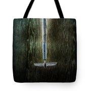Tools On Wood 22 Tote Bag