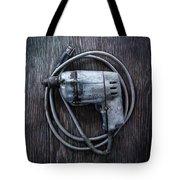 Tools On Wood 30 Tote Bag