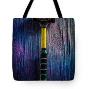 Tools On Wood 44 Tote Bag