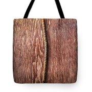 Tools On Wood 54 Tote Bag