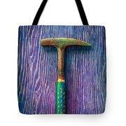 Tools On Wood 64 Tote Bag