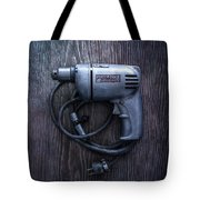 Tools On Wood 76 Tote Bag